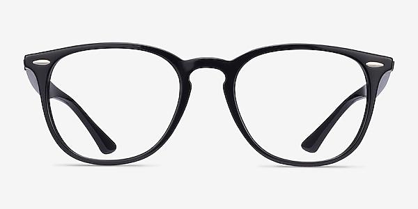Ray-Ban RB7159 Black Plastic Eyeglass Frames