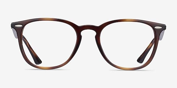 Ray-Ban RB7159 Tortoise Plastic Eyeglass Frames