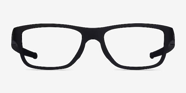 Oakley Marshal Mnp Satin Black Plastic Eyeglass Frames