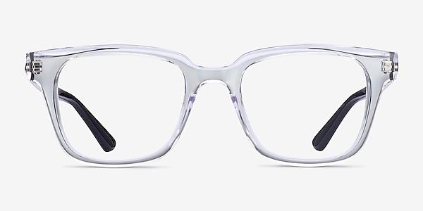 Ray-Ban RB4323V Clear Plastic Eyeglass Frames