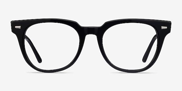 Ray-Ban Meteor Black Acetate Eyeglass Frames