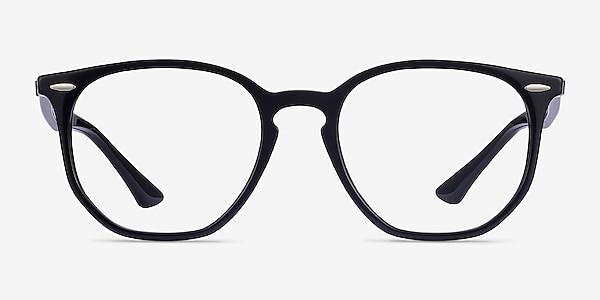 Ray-Ban RB7151 Black Acetate Eyeglass Frames