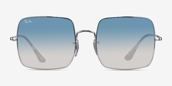 Ray-Ban RB1971 Silver Metal Sunglass Frames