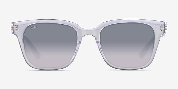 Ray-Ban RB4323 Transparent Plastic Sunglass Frames