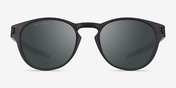 Oakley Latch Matte Black Plastic Sunglass Frames