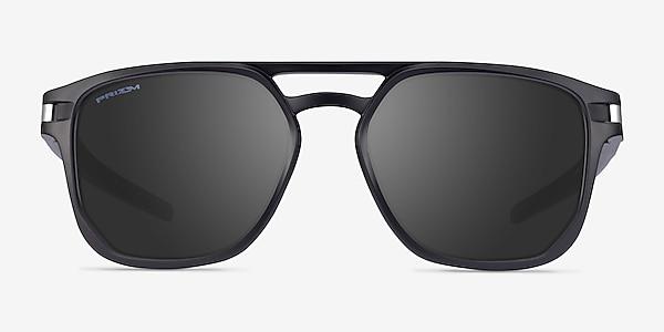 Oakley Latch Beta Matte Black Plastic Sunglass Frames