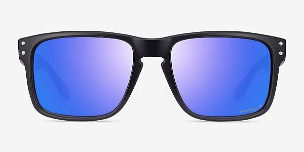 Oakley Holbrook Matte Black Plastic Sunglass Frames