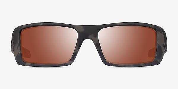 Oakley Gascan Matte Olive Camo Plastic Sunglass Frames