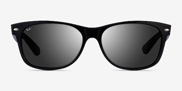 Ray-Ban RB2132 Black Plastic Sunglass Frames