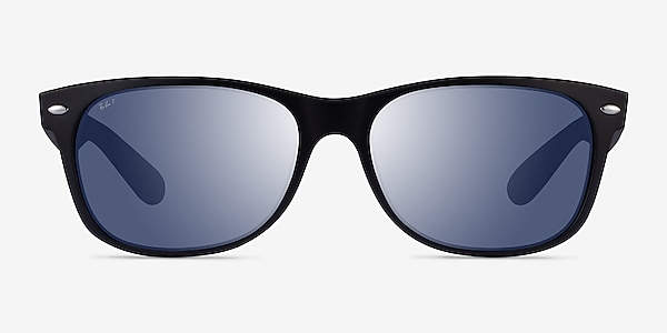 Ray-Ban RB2132 Matte Black Plastic Sunglass Frames