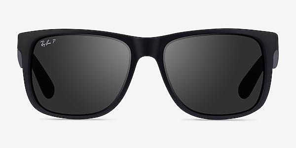 Ray-Ban Justin Black Plastic Sunglass Frames