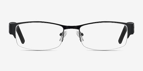 Chilliwack Noir Métal Montures de lunettes de vue