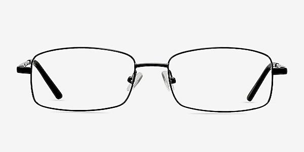 Brodie Noir Métal Montures de lunettes de vue