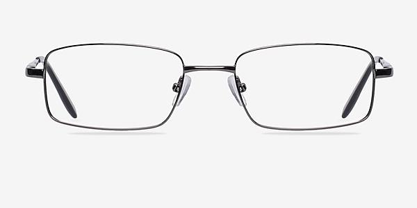 Oakland Gunmetal Métal Montures de lunettes de vue