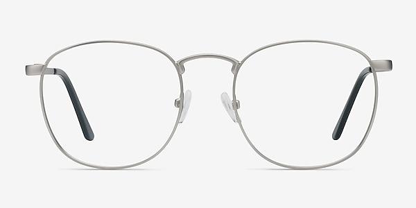 St Michel Argenté Métal Montures de lunettes de vue