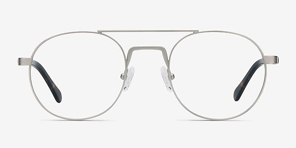Lock Light Golden Métal Montures de lunettes de vue