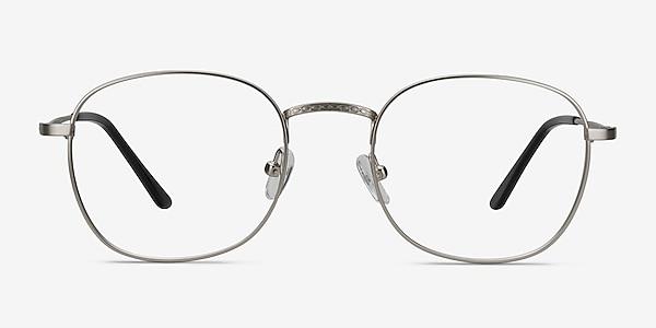 Suspense Argenté Métal Montures de lunettes de vue