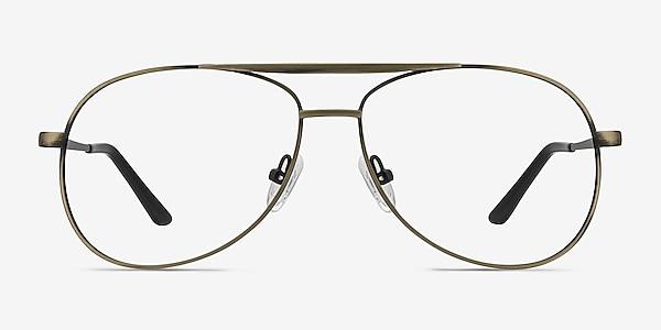 Discover Bronze Metal Eyeglass Frames