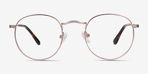 Daydream Rose Gold Metal Eyeglass Frames