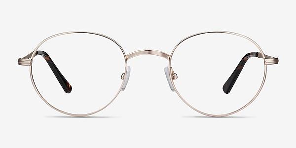 Izabel Golden Metal Eyeglass Frames
