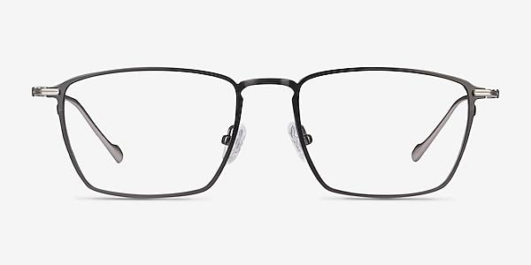 Wind Gunmetal Métal Montures de lunettes de vue
