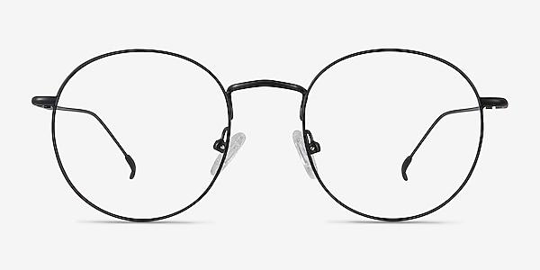 Novel Black Metal Eyeglass Frames