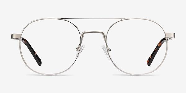 Lock XL Argenté Métal Montures de lunettes de vue