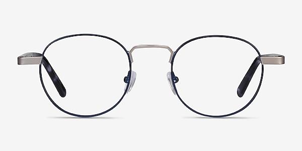 Orbit Blue Acetate-metal Eyeglass Frames