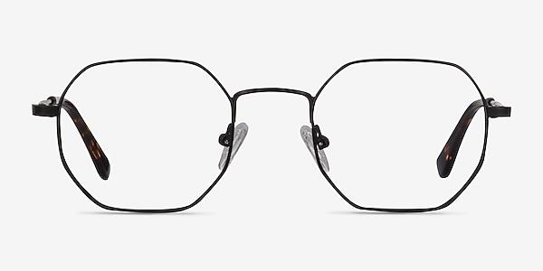 Soar Noir Métal Montures de lunettes de vue