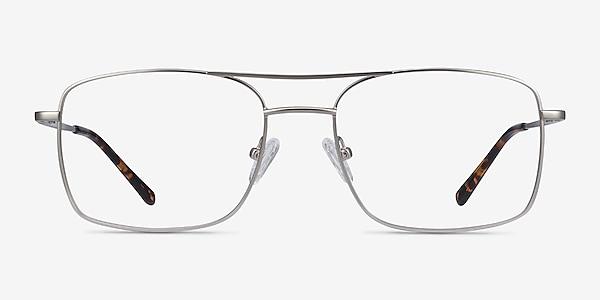 Daymo Silver Metal Eyeglass Frames