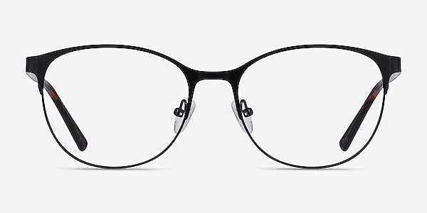 Kali Black Metal Eyeglass Frames