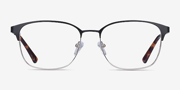 Chambery Black Metal Eyeglass Frames