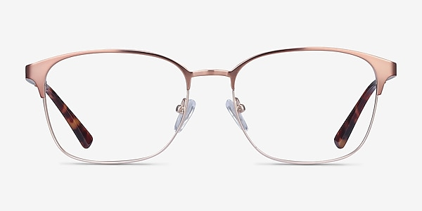Chambery Rose Gold Metal Eyeglass Frames
