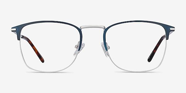 Poppy Bleu marine  Métal Montures de lunettes de vue