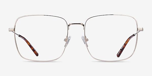Dorato Doré Métal Montures de lunettes de vue