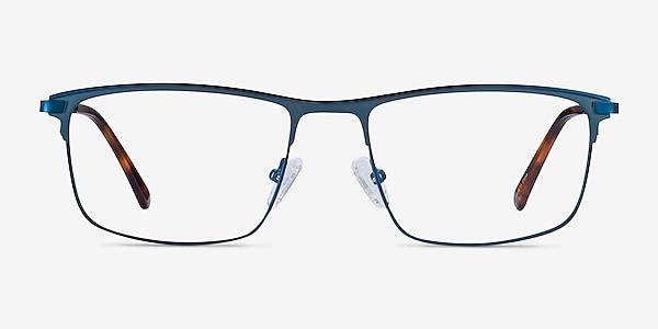 Harrison Bleu marine  Métal Montures de lunettes de vue