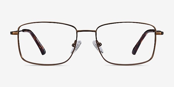 Marley Bronze Métal Montures de lunettes de vue