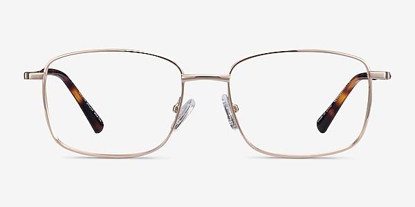 Costin Doré Métal Montures de lunettes de vue