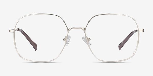 Reality Doré Métal Montures de lunettes de vue