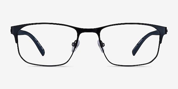 Clint Petrol Blue Carbon-fiber Eyeglass Frames