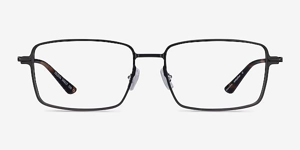 Celsius Gunmetal Aluminium-alloy Montures de lunettes de vue