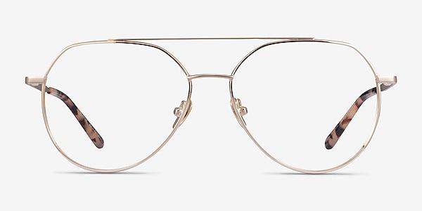 Benny Doré Métal Montures de lunettes de vue