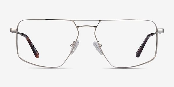 Orson Argenté Métal Montures de lunettes de vue