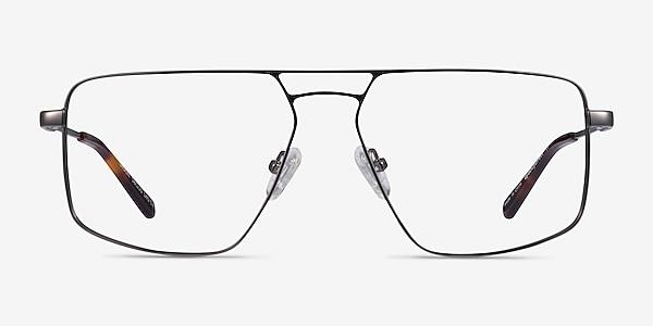 Orson Dark Gunmetal Métal Montures de lunettes de vue