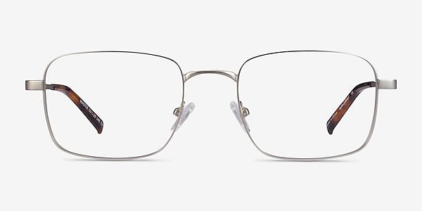 Master Argenté Métal Montures de lunettes de vue