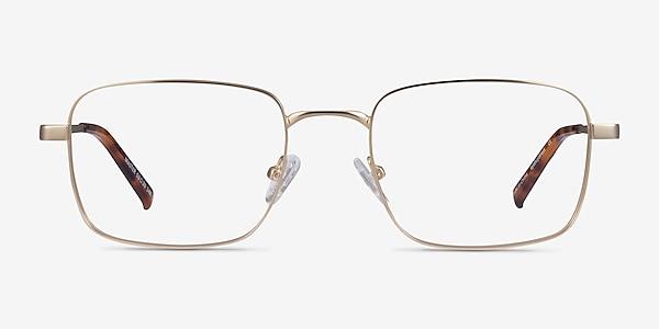 Master Doré Métal Montures de lunettes de vue
