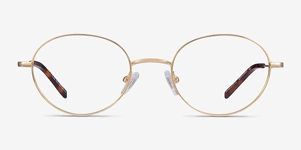 Film Doré Métal Montures de lunettes de vue