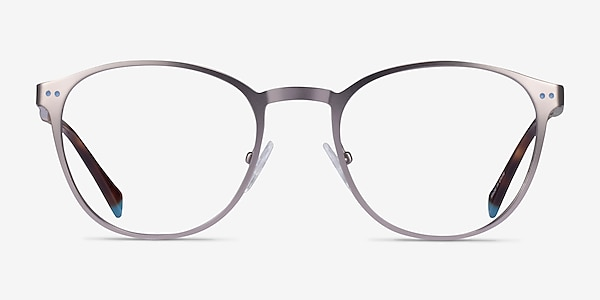 Ferguson Gunmetal Tortoise Acetate Eyeglass Frames