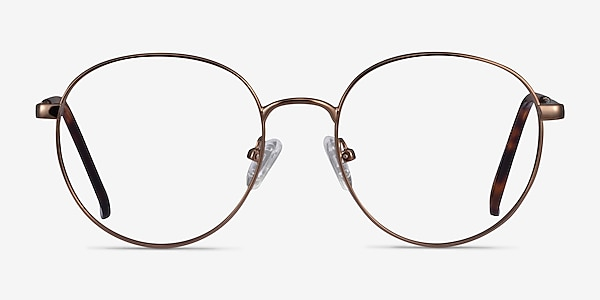 Haiku Bronze Metal Eyeglass Frames