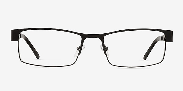 Blaise Black Metal Eyeglass Frames